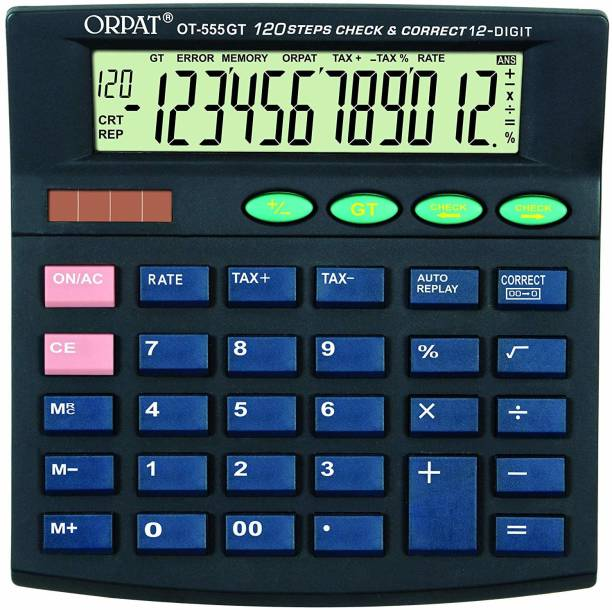 ORPAT OT 555T Basic  Calculator