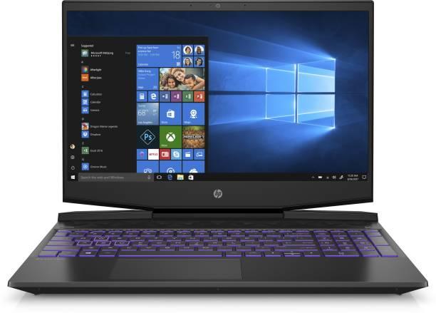 HP Pavilion Core i7 9th Gen - (12 GB/1 TB HDD/512 GB SSD/Windows 10 Home/4 GB Graphics/NVIDIA GeForce GTX 1650) 15-dk0051TX Gaming Laptop