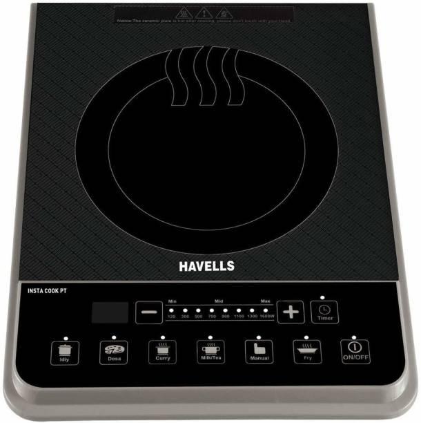 HAVELLS 1600-Watt Induction Cooktop Induction Cooktop