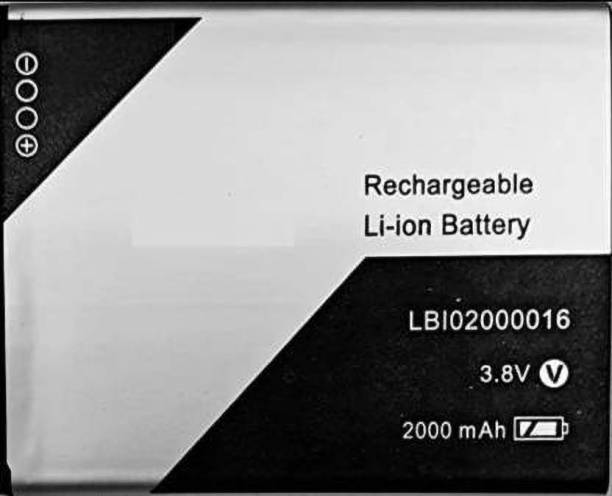 STOCK UP Mobile Battery For  LAVA A77
