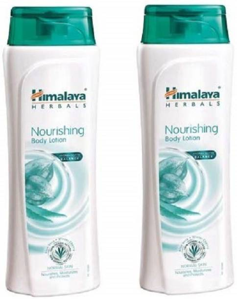 Himalaya Herbals HERBAL_NOURISHING BODY LOTION_SET OF 2