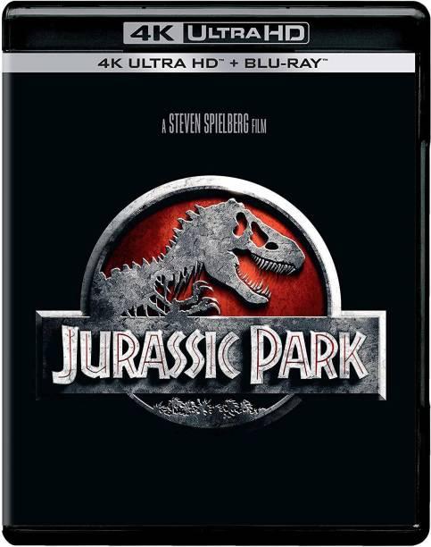 Jurassic Park (1993) (4K UHD & HD) (2-Disc)