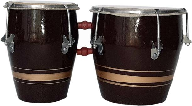 RAM musical Brown Two Set Drum For Babys