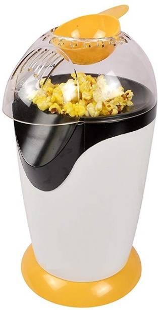 MOHAK 1200 Watt Electric Oil Free Snacks Cum Popcorn Maker Machine for Home and Restaurant 1200 Watt Electric Oil Free Snacks Cum Popcorn Maker Machine for Home and Restaurant 1 L Popcorn Maker