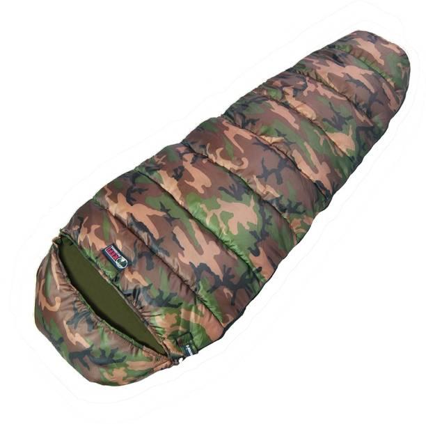 Kefi Outdoors Sleepmate 10 Camo with full Fleece warm inner and Water-Resistant Sleeping Bag