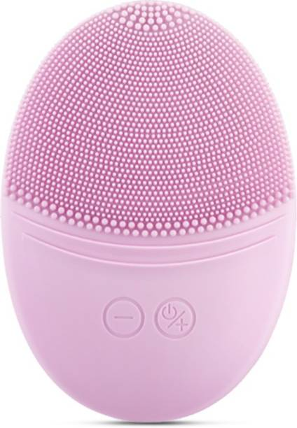 InOne Women Electric Cleansing brush Facial Cleanser System & Brush