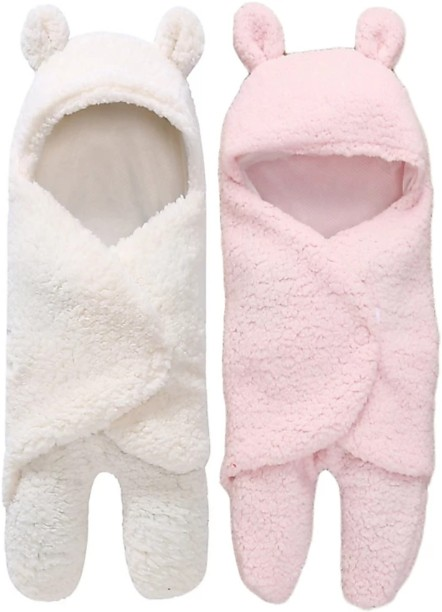 NWT Baby Gear Boutique I LOVE MOMMY Soft Plush Baby Girl/'s Nursery Blanket Pink