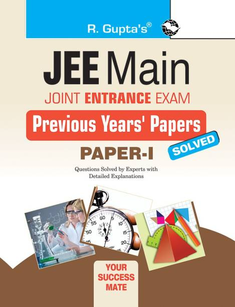 JEE Main (Paper-I) Previous Years' Papers (Solved)