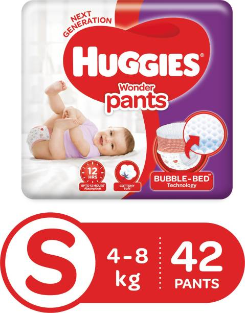 Huggies Wonder Pants diapers - S