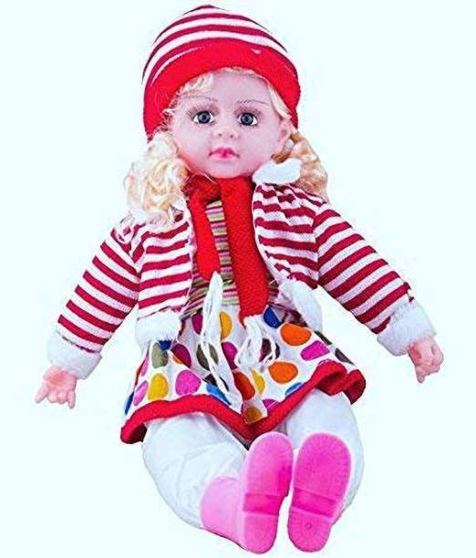 Kmc kidoz Poem Doll Musical Doll for Kids