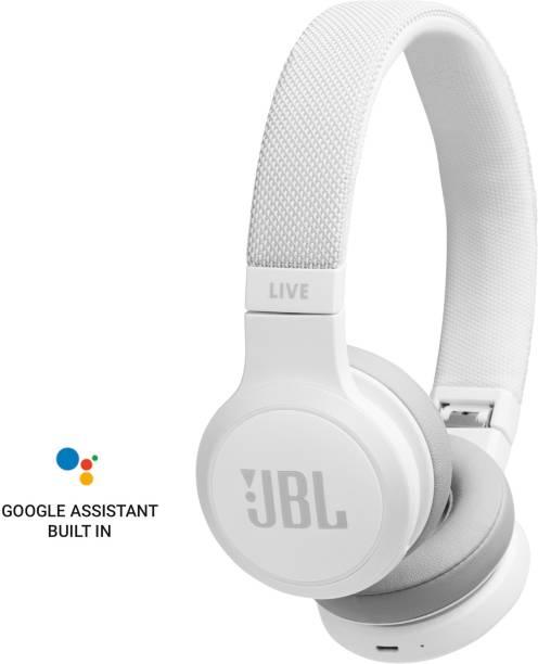 JBL Live 400BT Voice Enabled Bluetooth Headset