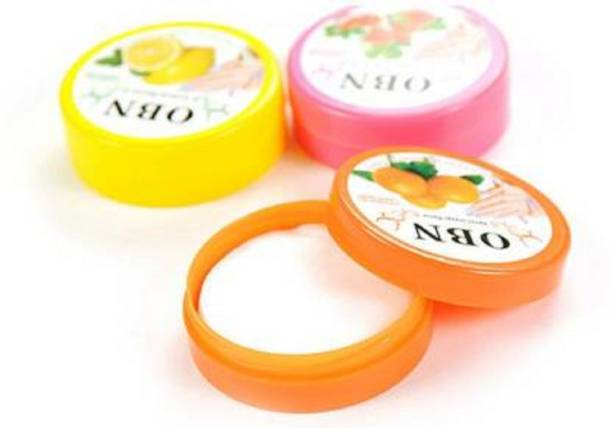 OBN Nail Polish Remover Pads Wet Wipes Pack of 3 [96 WIPES]