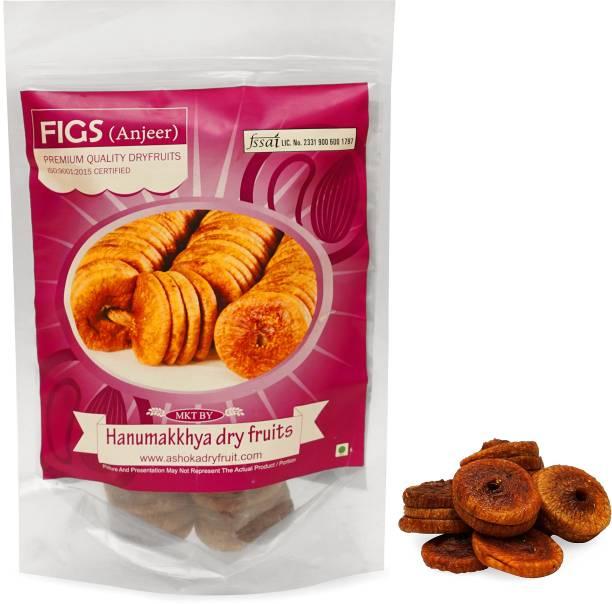 Hanumakkhya Dry Fruits Premium Dried Afghani Anjeer,400gm (GOLD) Figs