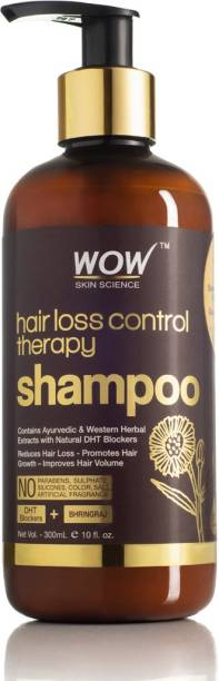 WOW SKIN SCIENCE Hair Loss Control therapy Shampoo-300mL