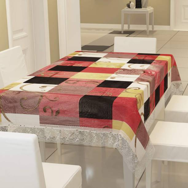 SUPERMACY Printed 8 Seater Table Cover