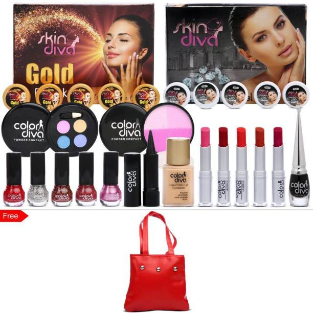 Color Diva Forever Valentin Collection Combo, GC-516