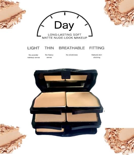 THTC Professional 5in1 compact powder Compact