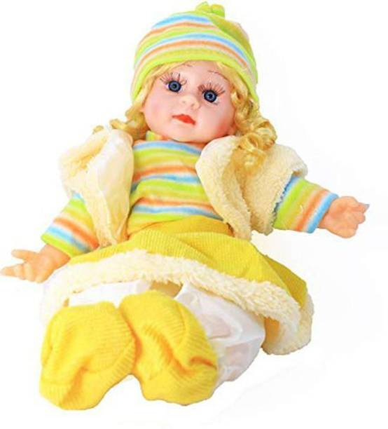 Kmc kidoz Musical Poem Doll for girls multicolor
