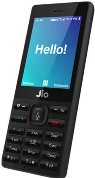 Rockjon Impossible Screen Guard for Jio Phone 1