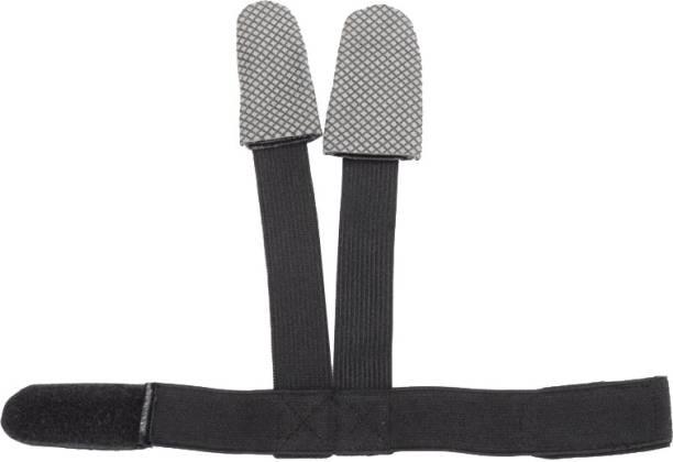Nema Archery 2 Fingers Guard Protector - Black Archery Gloves