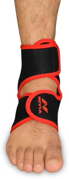 NIVIA Orthopedic Ankle Support Adjustable Ankle Support