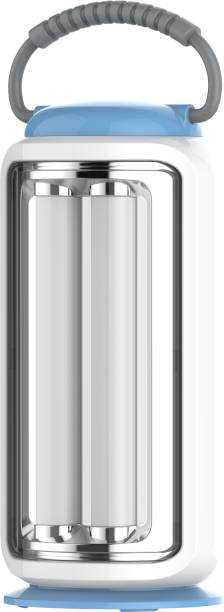 Everest Rechargeable 4 High Bright LED Tubes Emergency Light Lantern Emergency Light