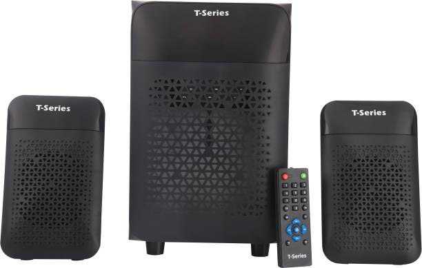 T-Series M-12 30 W Portable Bluetooth Home Theatre (Black, 2.1 Channel) 2.1 Home Cinema
