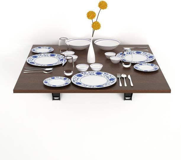 BLUEWUD Hemming Engineered Wood 2 Seater Dining Table