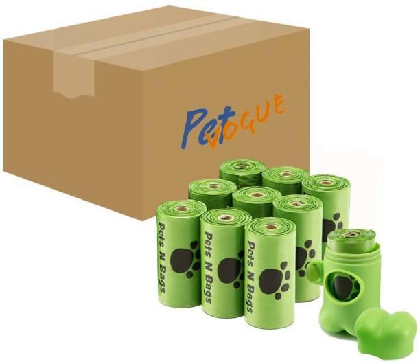 PetVogue Dog Waste Pickup Bags