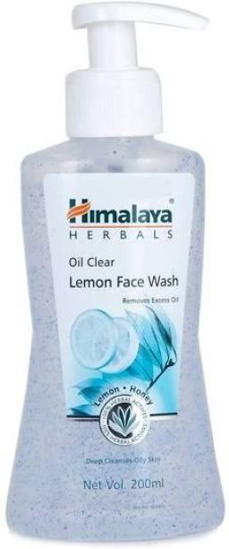 HIMALAYA OIL CLEAR LEMON FACE WASH 200 ML Face Wash