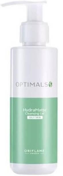 Oriflame OPTIMALS Hydra Matte Cleansing Gel Face Wash