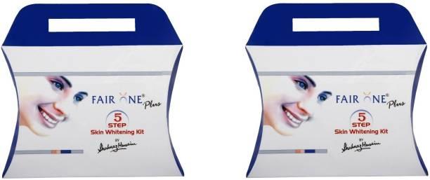 Shahnaz Husain 5 Step Skin Whitening Kit