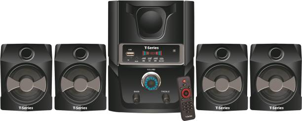 T-Series M-4010 4.1 Bluetooth Multimedia Speaker System 4.1 Home Cinema