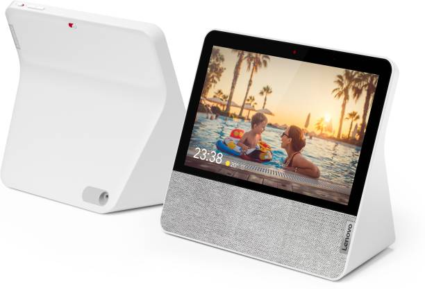 Lenovo Smart Display 7 (with Google Assistant) with Google Assistant Smart Speaker