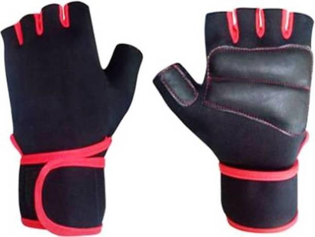 Vellora Sunbeam Gym Gloves Wrist Support Gym & Fitness Gloves