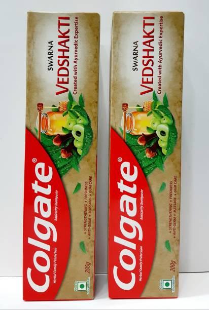 Colgate Swarna Vedshakti Toothpaste Toothpaste