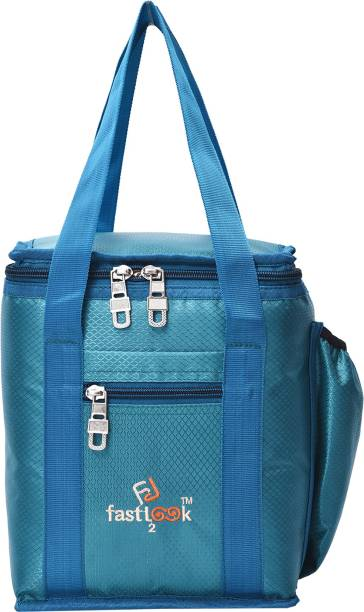 Fast look School and Office tiffin bags Lunch,Box,Bag, Keep Food Hot and Warm Waterproof Lunch Bag (sky blue) Waterproof Lunch Bag