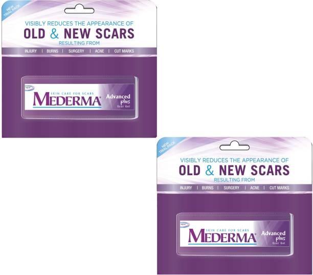 MEDERMA Advanced Plus 5 GM Pack of 2
