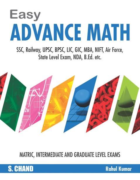 Easy Advance Math