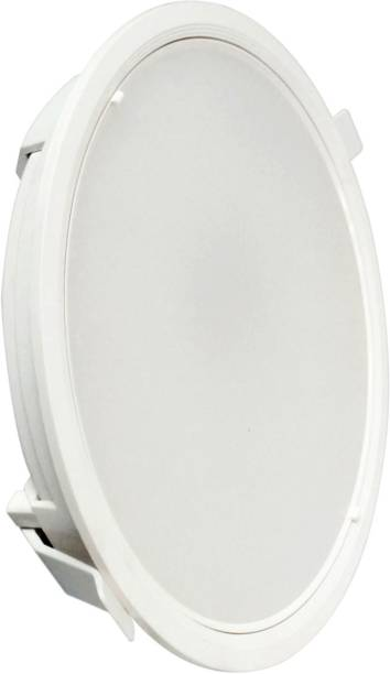 Syska SSK-TPL-12W LED Panel Round Crown Recessed Ceiling Lamp