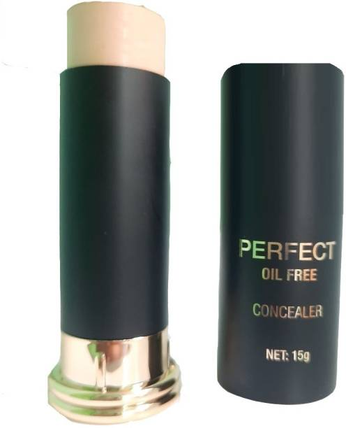 GLOWY Perfect oil free super stay makeup pan stick concealer Concealer