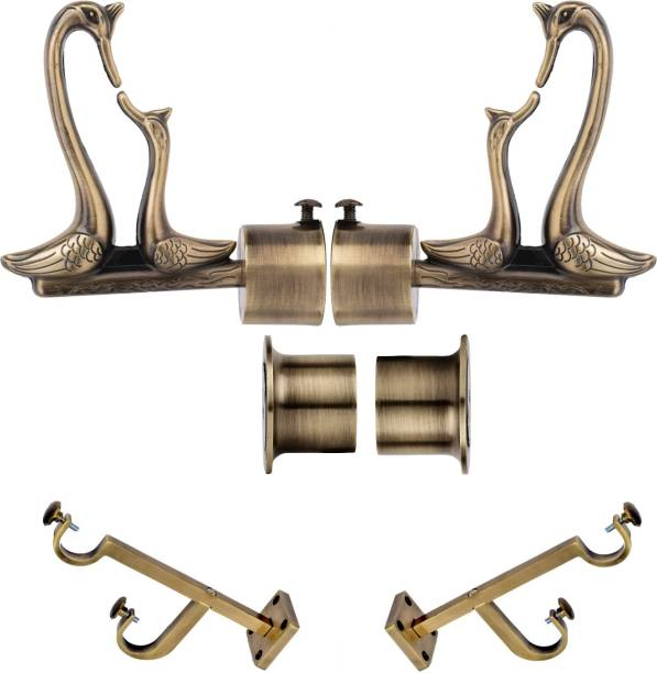 casagold Gold Rod Rail Bracket