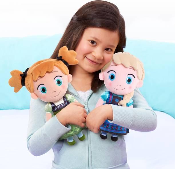 Disney Frozen Bedtime Cuddle Plush Toddler Elsa