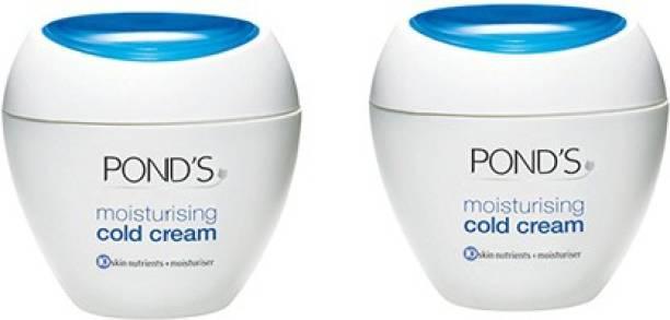 PONDS Moisturing Cold Cream 55ml (Pack of 2)