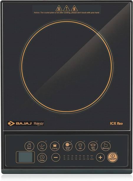 BAJAJ ICX Neo 1600-Watt Induction Cooker Induction Cooktop