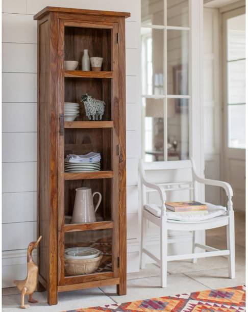 THE ATTIC Solid Wood Kitchen Cabinet