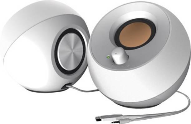 CREATIVE PEBBLE_MF1680 4.4 W Laptop/Desktop Speaker