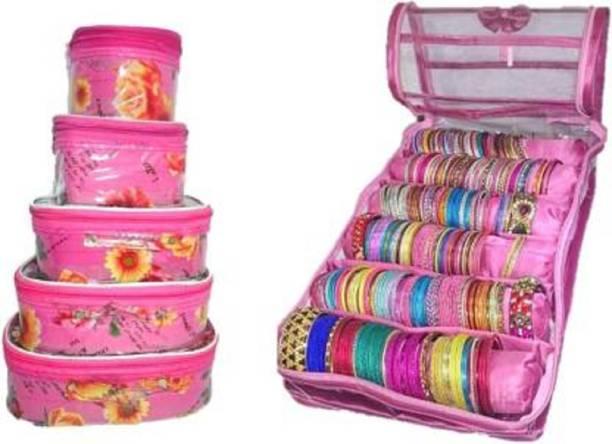 ultimatefashionista Bangle Bracelet Bag Organizer Vanity Box vanity box Vanity Box