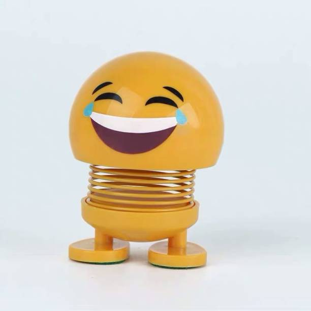 Lehza NEW ARRIVAL TOP SELLING CUTE SMILEY FACES SPRING DOLL TOY Magic Spring Gag Toy