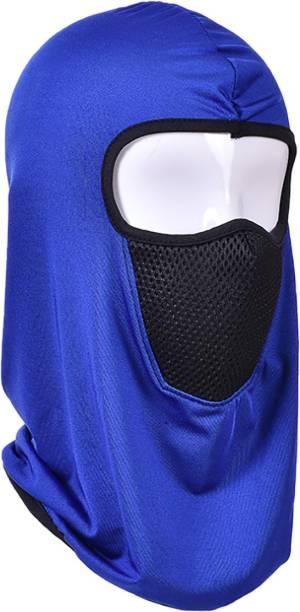 iSweven Blue Bike Face Mask for Men & Women